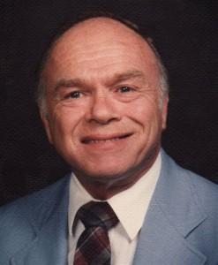 Photo of Frank J. Brumbaugh