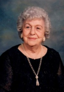 Photo of Mary Frances Vaughn