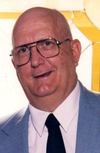 "Photo of Albert E. ""Ed"" Woods"