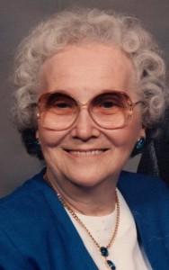 Photo of Pauline Verost