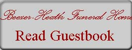 Button to Read Guestbook