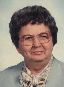 Photo of Virginia J. Vaughn