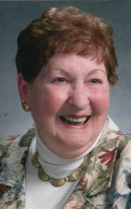 Photo of Margaret Paul