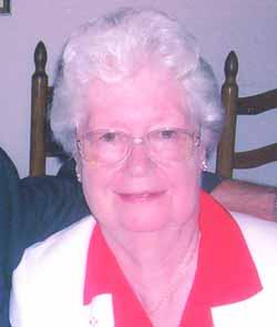 Photo of Leona Irvin