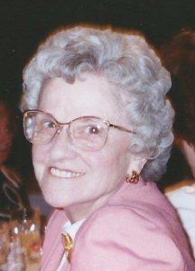 Photo of Lorraine Gilham